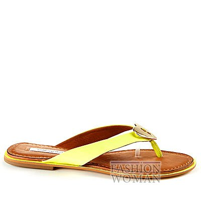 Обувь весна-лето 2013 от Diane von Furstenberg фото №17