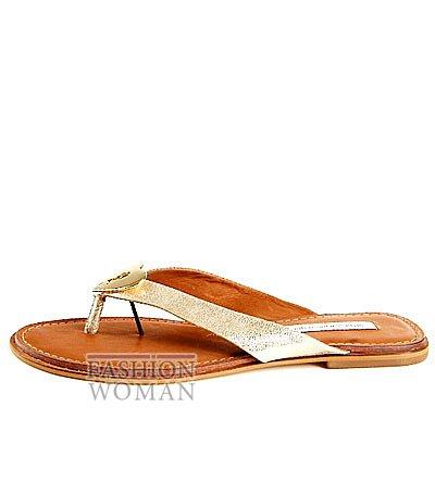 Обувь весна-лето 2013 от Diane von Furstenberg фото №19