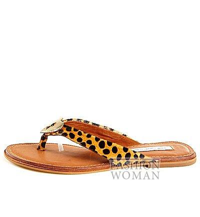 Обувь весна-лето 2013 от Diane von Furstenberg фото №20