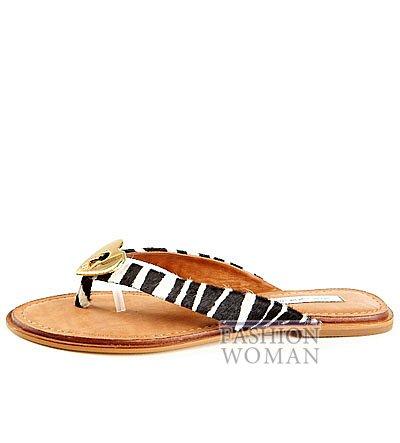 Обувь весна-лето 2013 от Diane von Furstenberg фото №21