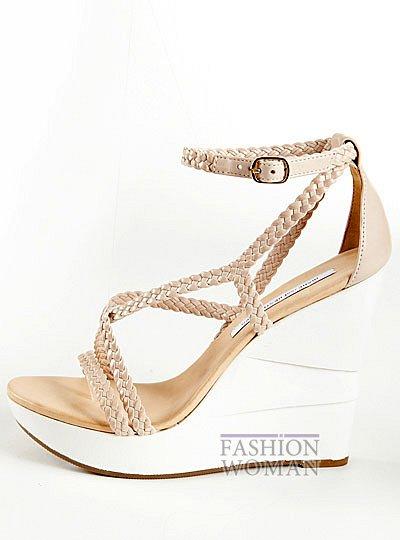 Обувь весна-лето 2013 от Diane von Furstenberg фото №25
