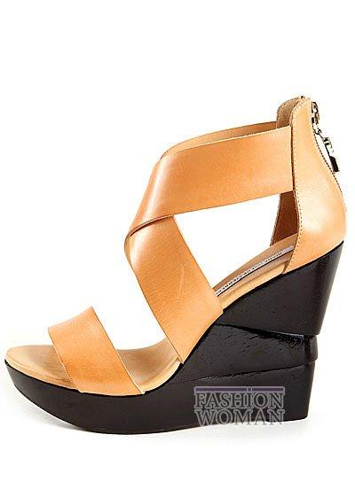 Обувь весна-лето 2013 от Diane von Furstenberg фото №26