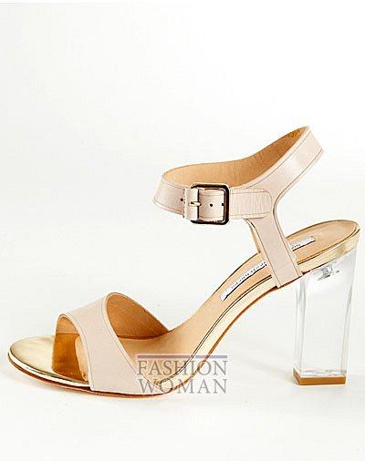 Обувь весна-лето 2013 от Diane von Furstenberg фото №31