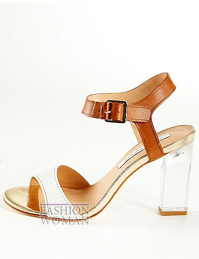 Обувь весна-лето 2013 от Diane von Furstenberg фото №32