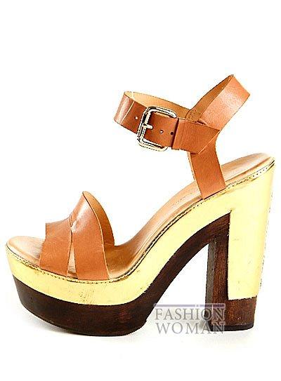 Обувь весна-лето 2013 от Diane von Furstenberg фото №34