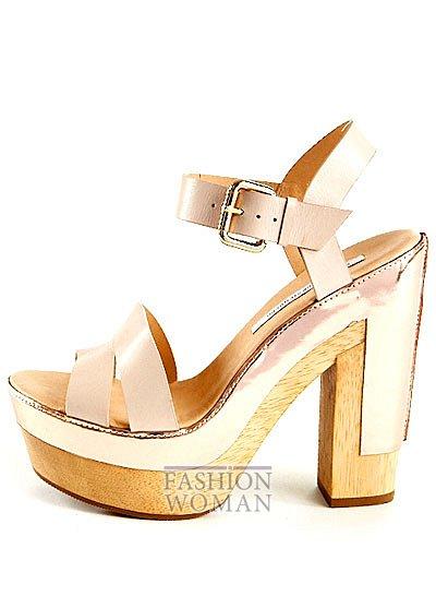 Обувь весна-лето 2013 от Diane von Furstenberg фото №35