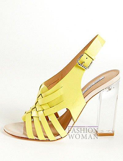 Обувь весна-лето 2013 от Diane von Furstenberg фото №36