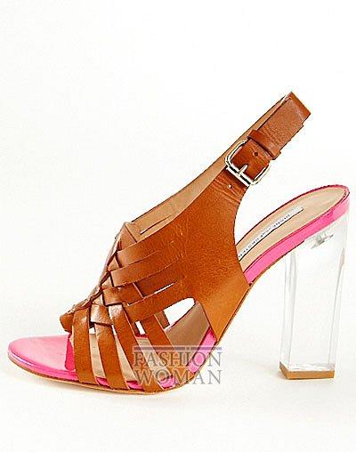 Обувь весна-лето 2013 от Diane von Furstenberg фото №37
