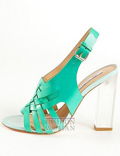 Обувь весна-лето 2013 от Diane von Furstenberg фото №38