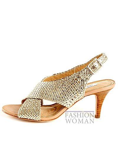 Обувь весна-лето 2013 от Diane von Furstenberg фото №49