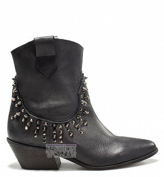 Обувь Zara осень-зима 2012-2013 фото №1
