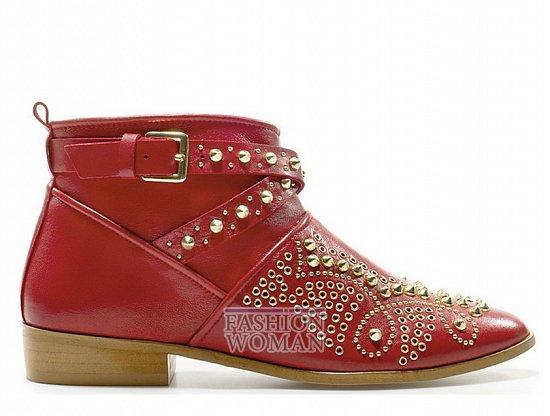 Обувь Zara осень-зима 2012-2013 фото №11