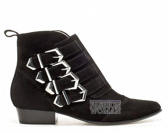 Обувь Zara осень-зима 2012-2013 фото №12