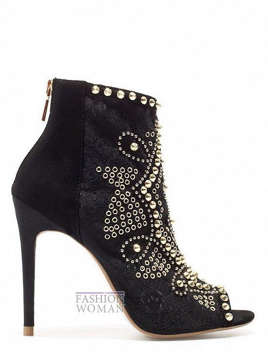 Обувь Zara осень-зима 2012-2013 фото №20