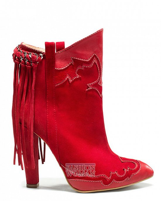 Обувь Zara осень-зима 2012-2013 фото №3