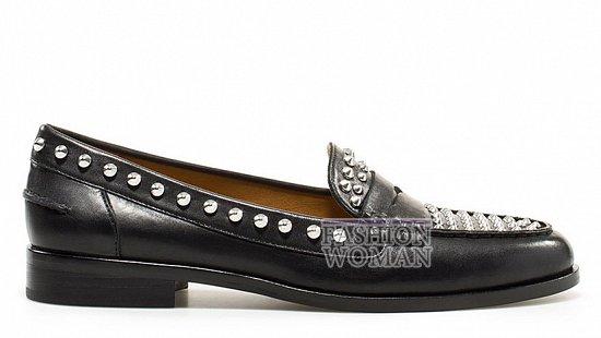 Обувь Zara осень-зима 2012-2013 фото №22