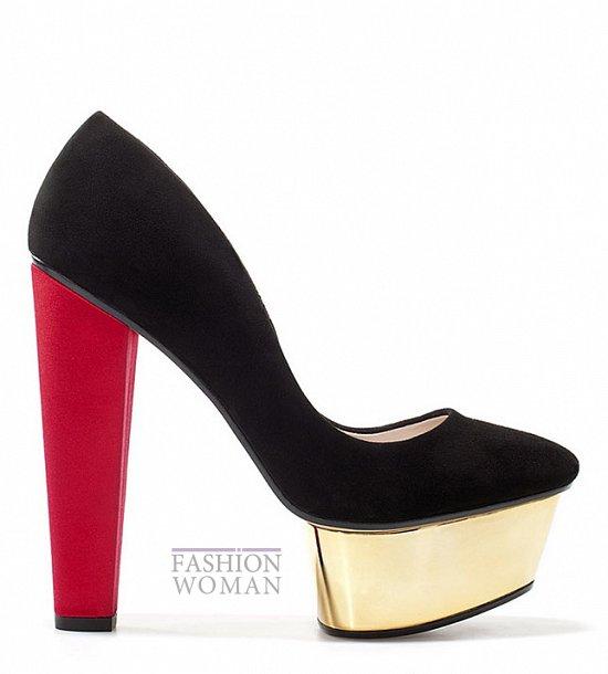 Обувь Zara осень-зима 2012-2013 фото №28