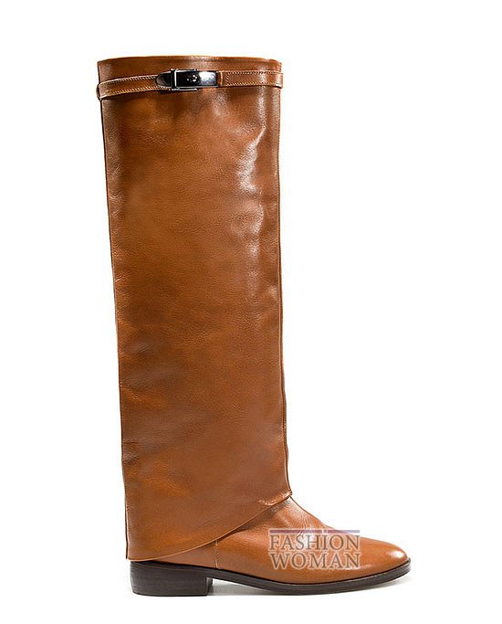 Обувь Zara осень-зима 2012-2013 фото №4