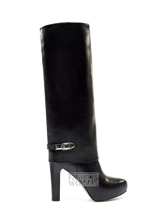 Обувь Zara осень-зима 2012-2013 фото №31