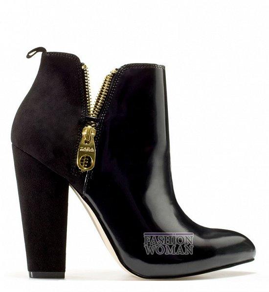 Обувь Zara осень-зима 2012-2013 фото №33