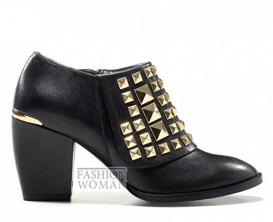 Обувь Zara осень-зима 2012-2013 фото №34