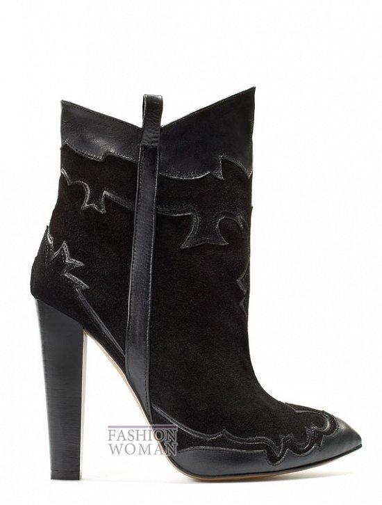 Обувь Zara осень-зима 2012-2013 фото №35