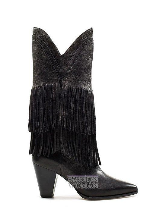 Обувь Zara осень-зима 2012-2013 фото №5