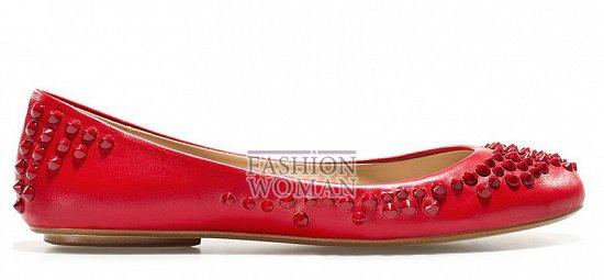 Обувь Zara осень-зима 2012-2013 фото №46