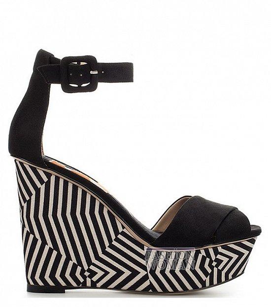 Обувь Zara осень-зима 2012-2013 фото №48