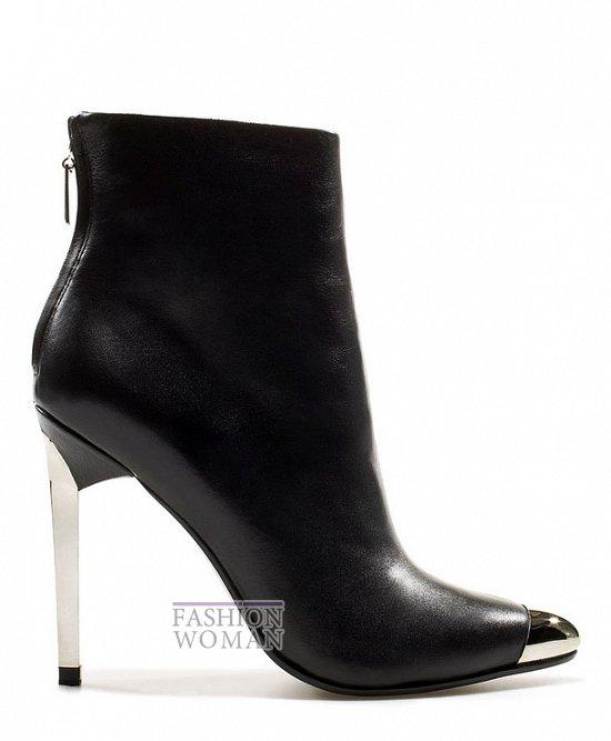 Обувь Zara осень-зима 2012-2013 фото №6