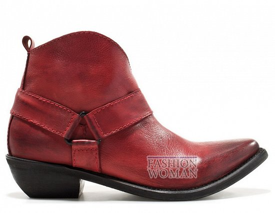 Обувь Zara осень-зима 2012-2013 фото №56