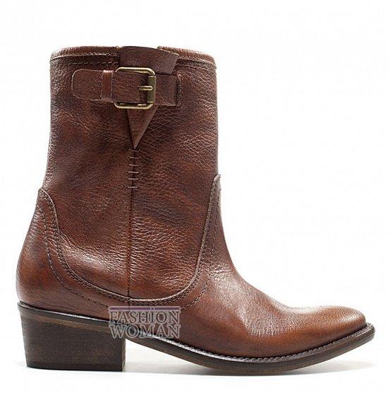 Обувь Zara осень-зима 2012-2013 фото №57