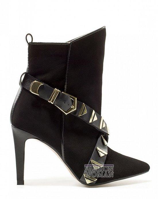 Обувь Zara осень-зима 2012-2013 фото №7