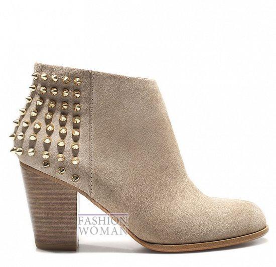 Обувь Zara осень-зима 2012-2013 фото №8