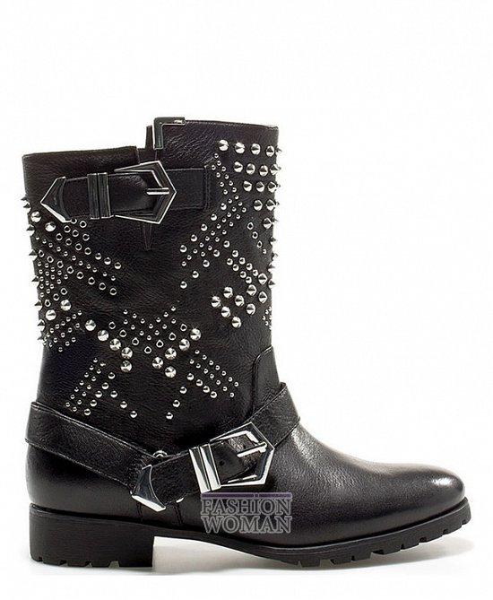Обувь Zara осень-зима 2012-2013 фото №9