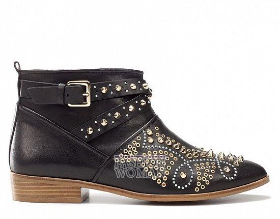 Обувь Zara осень-зима 2012-2013 фото №10