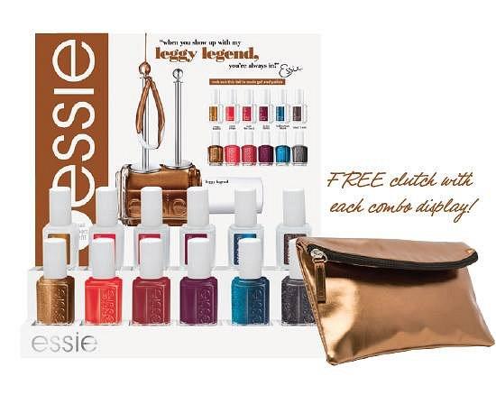 Коллекция лаков для ногтей Essie Leggy Legend осень 2015