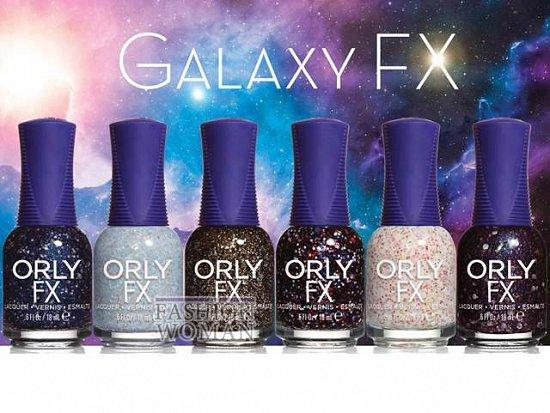 Весенняя коллекция лаков для ногтей Orly Galaxy FX