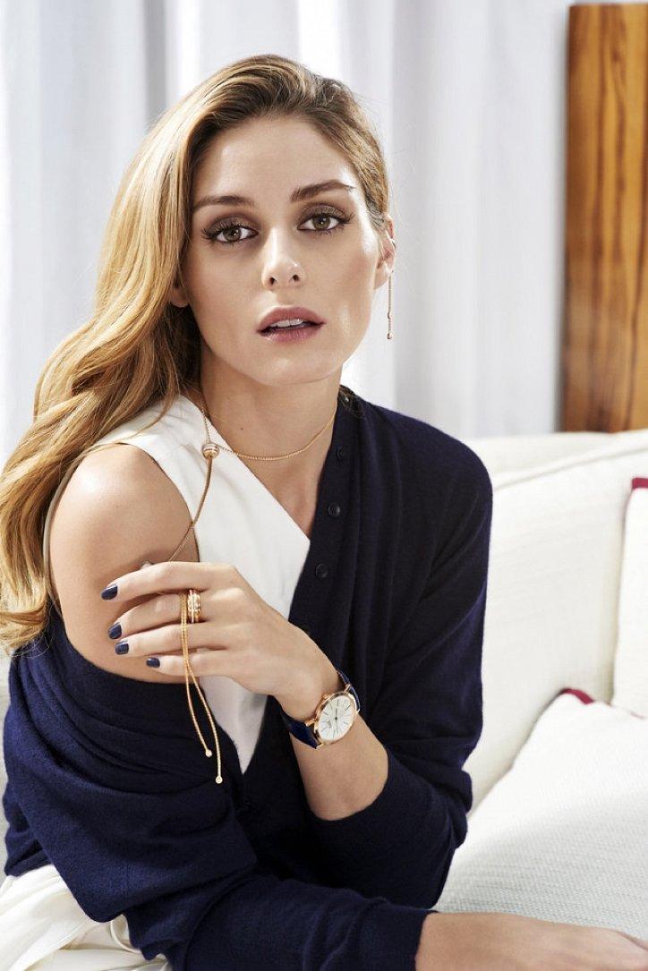 Оливия Палермо в рекламе украшений Piaget