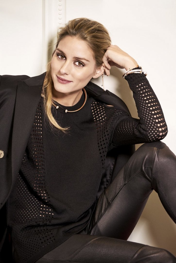 Оливия Палермо в рекламе украшений Piaget фото №2