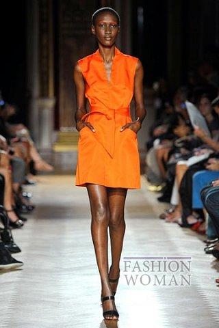 Оранжевый - самый модный цвет 2012 года фото №11