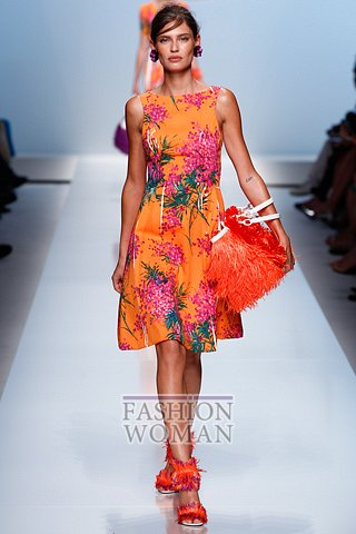Летнее платье от Blumarine