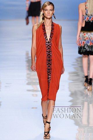Платье Etro весна-лето 2012