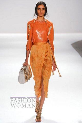 Оранжевый - самый модный цвет 2012 года фото №9