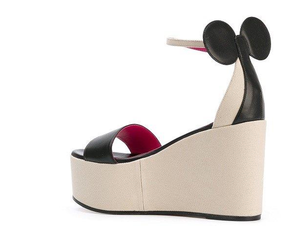 Оригинальные туфли с ушками Minnie Mouse by Oscar Tiye фото №11