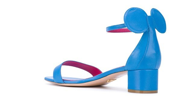 Оригинальные туфли с ушками Minnie Mouse by Oscar Tiye фото №12