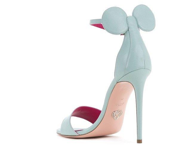 Оригинальные туфли с ушками Minnie Mouse by Oscar Tiye фото №9