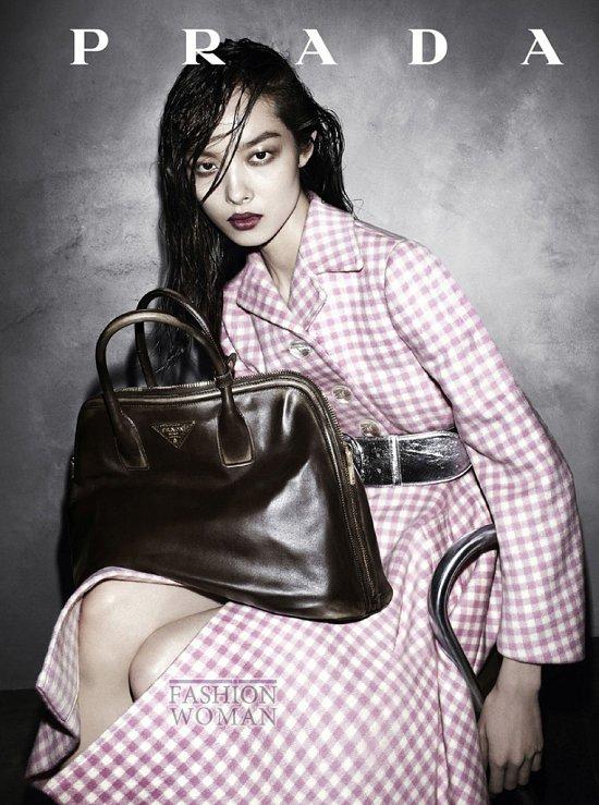 Осенне-зимняя рекламная кампания Prada  фото №2