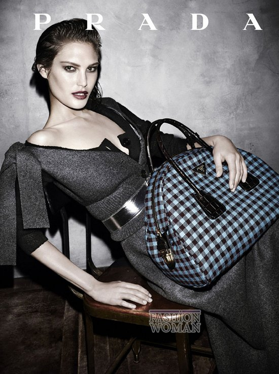 Осенне-зимняя рекламная кампания Prada  фото №3