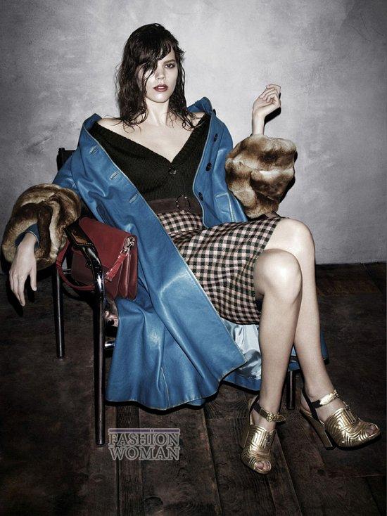 Осенне-зимняя рекламная кампания Prada  фото №4